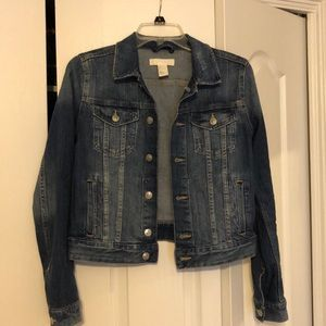 Cute H&M denim jacket